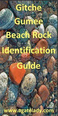 michigan agates   Gitche Gumee Beach Rock Identification Guide