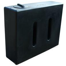 Ultra slimline 400 litre water tank