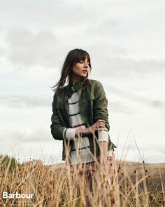 Inspired by Barbour's core DNA, the AW19 Modern Country collection re-frames our heritage to create a collection of practical, comfortable and stylish womenswear pieces.