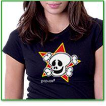 """T-shirt """"Roger"""" for women"""