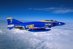 Blue Angels F-4N Phantom II Cockpit Simulator at the Pacific Coast ...