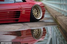 "39.8 tis. To se mi líbí, 407 komentářů – Speedhunters (@thespeedhunters) na Instagramu: ""By attaching the VS-XX wheels, they could then visually see how far the fenders needed to be…"""