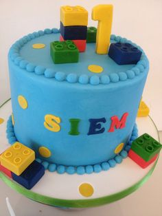 Duplo cake