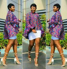 Items similar to African Clothing/ Ankara Mixed Print/ Ankara Dress/ African Print on Etsy African Fashion Designers, African Fashion Ankara, Latest African Fashion Dresses, African Dresses For Women, African Print Dresses, African Print Fashion, Africa Fashion, African Attire, African Wear