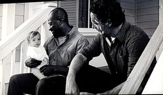 "The Walking Dead Season 6 Episode 1 ""First Time Again"" Rick Grimes, Morgan Jones and Judith"
