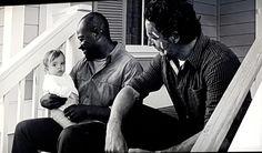 "The Walking Dead Season 6 Episode 1 ""First Time Again"" Rick Grimes, Morgan Jones and Judith"