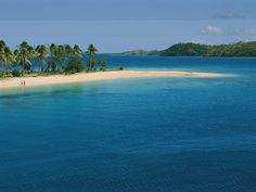Fiji.....my DREAM vacation. I would love to go here for a honeymoon or anything! spend a month or two i fiji...yeah baby!!