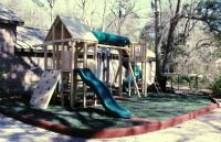 Rubber Mulch Products offers premium recycled rubber tire mulch for playgrounds, landscapes & more at wholesale prices in Florida. Free quote: 407.601.7769