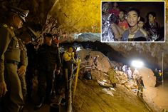 Thailand cave: Photos show scale, complexity of soccer team rescue mission - Business Insider