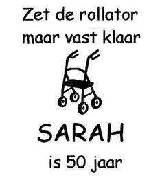 zet de rollator sarah