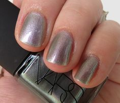 NARS Disco Inferno Nail Polish - Spring 2013 - - - Click through for a lot more swatches & review!