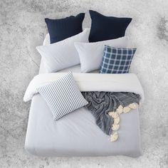 Seaside Quilt Cover Set - pillowtalk.com.au
