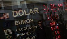 Dólar comercial fecha a semana em queda de 0,37% com EUA - http://po.st/cqREyW  #Economia - #Dólar, #Euro, #FED