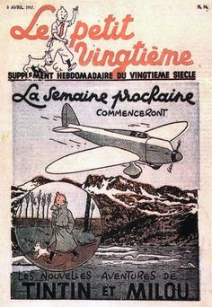 """Le Petit Vingtieme"" (1937) 