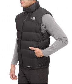2c598cee32 The North Face Men s Nuptse 2 Vest - Packed with lofty 700 fill down