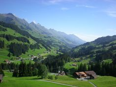 Adelboden, Switzerland - I need to go back here. soon!