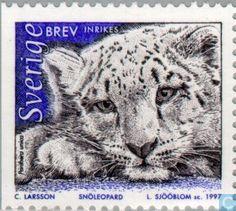 Sweden [SWE] - Animals of the natural park 1997