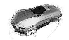Audi A/W sketch on Behance