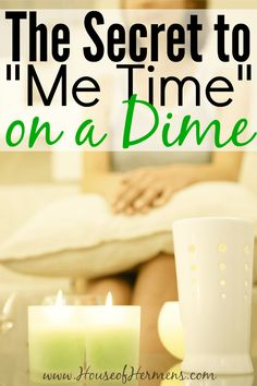 Taking time to yourself does not need to be expensive! If you are a mom on a…