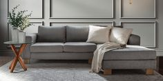 Cargo Corner Slouch | Fully Upholstered Couches | Coricraft