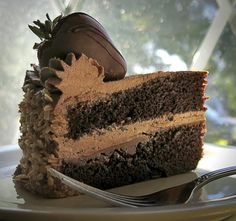 Chocolate mousse cake, Mousse cake and Mousse