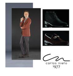 El calzado en gamuza es versátil y puede llevarse tanto para eventos especiales como para el diario vestir. #EstiloCN