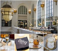 A VISUAL GUIDE TO DENVER'S UNION STATION RESTAURANTS | Things to do in Denver | Denver Restaurants | Denver Colorado | Foodie | Restaurant design | Cooper Lounge