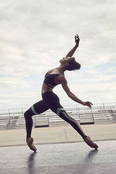 Style to match your strength. Shop Misty Copeland's look. #UnlikeAny