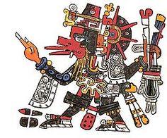 Ehecatl é o deus dovento na mitologia asteca e em outras culturas da Mesoamérica. Usualmente é interpretado como uma das manifestações de Quetzalcóatl, a serpente emplumada, tomando o nome de Ehécatl-Quetzalcoatl, representando o aspecto tenebroso deste deus. É um dos deuses principais da criação e heroi cultural nas mitologias de criação do mundo.