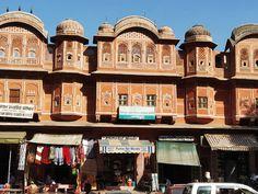 Local bazaar Jaipur