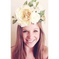 Hand-Made Flower Crown, Perfect Summer Accessory