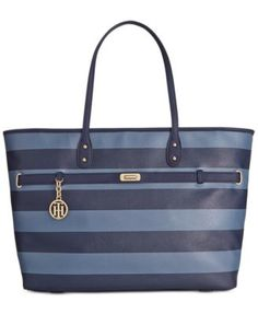 TOMMY HILFIGER Tommy Hilfiger Helen Tote. #tommyhilfiger #bags #leather #hand bags #tote #