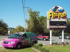 Flo's Place in Murrells Inlet, SC