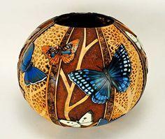 Gourd Art Patterns   Gourd Art & Baskets