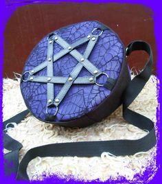 pentagrame bag by black pearl
