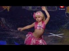 Balaca istedad goz yashlariyla reqs etdi (Ukrayna) - YouTube