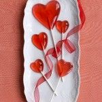 Valentine lollipops sweet little homemade lollipops # homemade Valentine's Day is considered amongst my favored instances … Valentine Desserts, Valentines Day Food, Homemade Valentines, My Funny Valentine, Valentine Heart, Homemade Lollipops, Lollipop Recipe, Cinnamon Candy, Individual Cakes