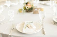 Table Settings | Reception | Elegant | Daytime Weddings | Blue Valley Winery Wedding |  Candice Adelle Photography | VA DC MD Wedding + Families Photographer