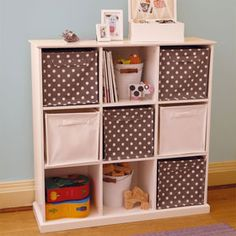 Baskets Toy Storage Units Shelf Table Shelves Ideas