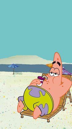 Cartoon Wallpaper Iphone, Disney Phone Wallpaper, Homescreen Wallpaper, Iphone Background Wallpaper, Cute Cartoon Wallpapers, Pretty Wallpapers, Wallpaper Spongebob, Tumblr Wallpaper, Disney Phone Backgrounds
