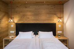 Room at Falkensteiner Hotel Cristallo, Katschberg, Carinthia Carinthia, Austria, Bed, Room, Furniture, Home Decor, Family Activity Holidays, Bedroom, Stream Bed