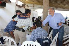 """EN SANTA ROSA: Colombi """"desde que ingresamos al Gobierno mantuvimos el mismo nivel tarifario para todo el sector productivo"""" #ArribaCorrientes"""