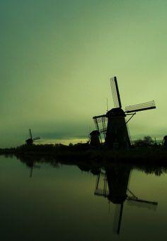 #Silhouette//Netherlands