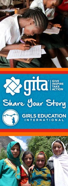 GITA is such a huge part of what we do at Bhakti. Learn about some of the amazing organizations we have worked with and nominate your favorite cause!
