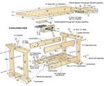 A Bunch of Free Workbench Plans