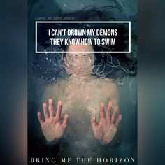 """""""Can you feel my heart  . . Bring me the horizon . . Checkout my giveaway for August Burns Red tickets + a 17k shout out! . . .…"""""""