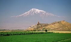 Armenia, un país caucásico de grandes monumentos