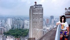 Foto Sao Paulo Brazil, Pisa, Times Square, Tower, Building, Travel, Sao Paulo, Pictures, Rook