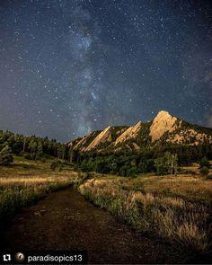Boulder, Colorado. Home of the amazing Flatirons & CU (University of CO Boulder) GO Buffs!