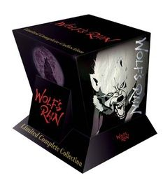 Wolf's Rain - Complete Collection Limited Edition DVD Set (DVD 1-7 of 7)